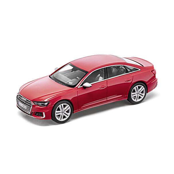 Audi S6 modelauto gelimiteerd, 1:43