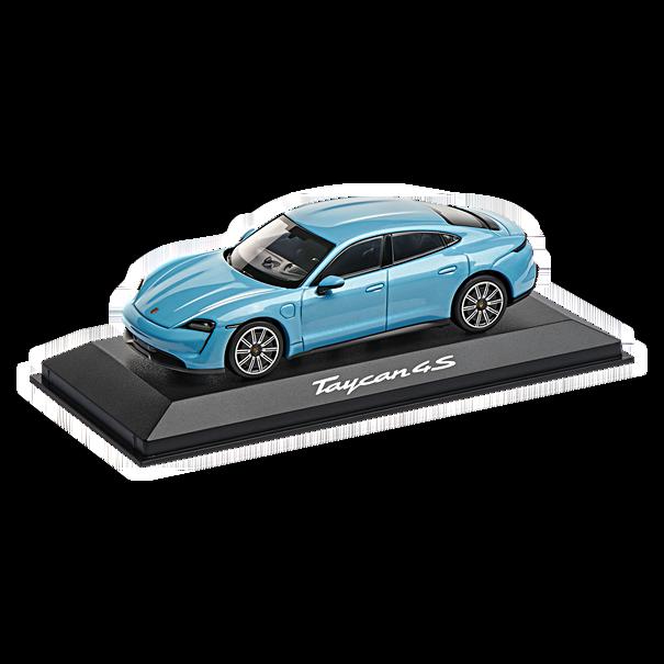 Porsche Taycan 4S, 1:43