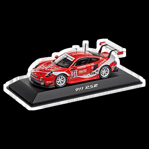 Porsche 911 RSR Coca Cola 2019 (991.2), 1:43