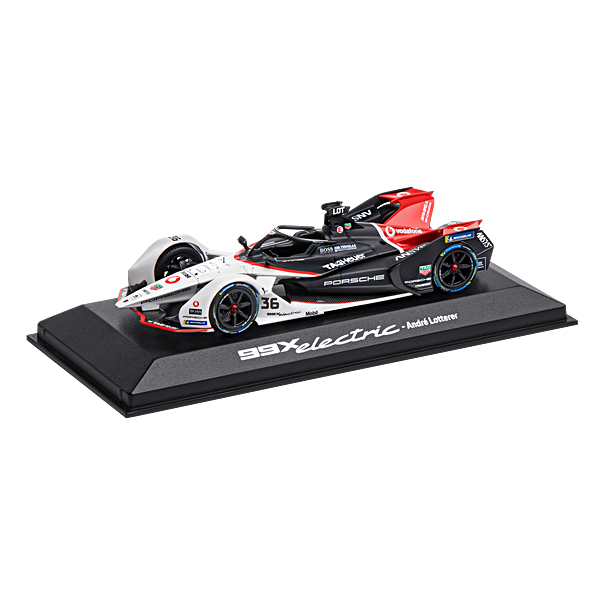 "Porsche 99X Electric ""André Lotterer"", 1:43"