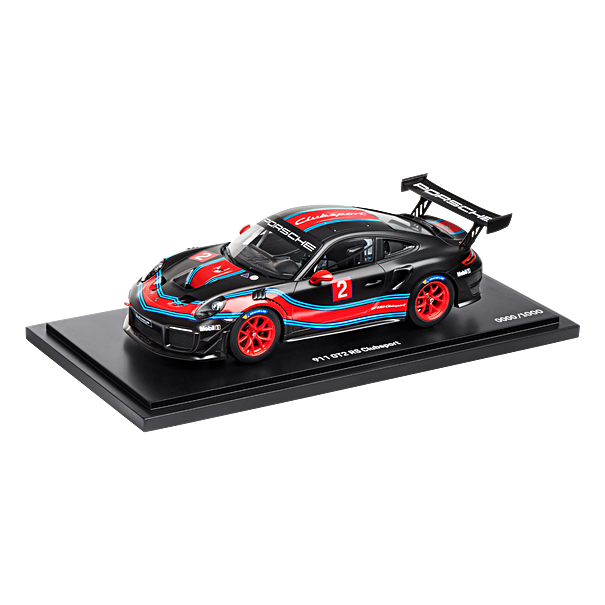 Porsche 911 GT2 RS Clubsport (991.2), Limited Edition, 1:18