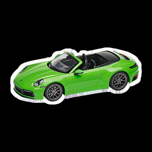 Porsche 911 Carrera 4S Cabriolet (992), 1:18