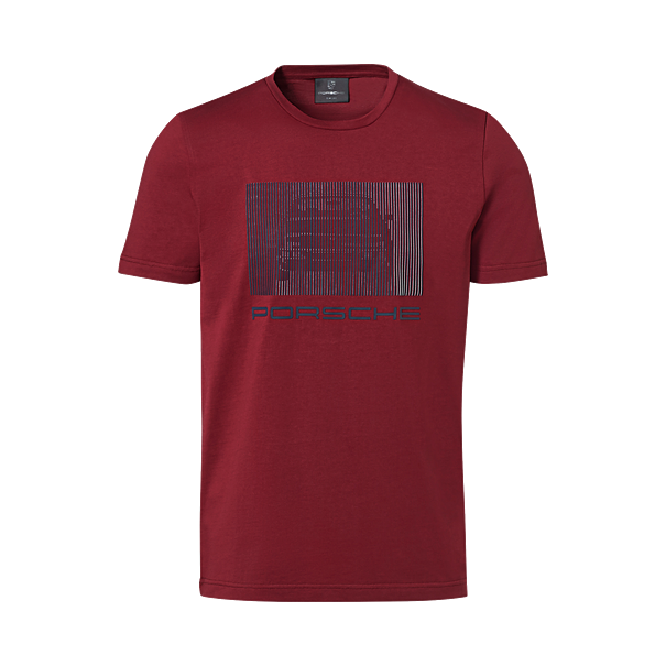 T-shirt, heren, #Porsche collectie