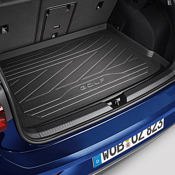 Volkswagen Kofferbakinleg Golf, standaard laadvloer